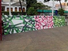 Segunda Bienal de muralismo Cali Colombia
